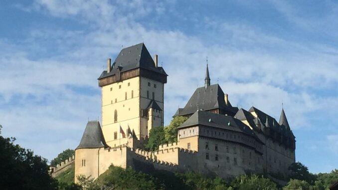 Státní hrad Karlštejn