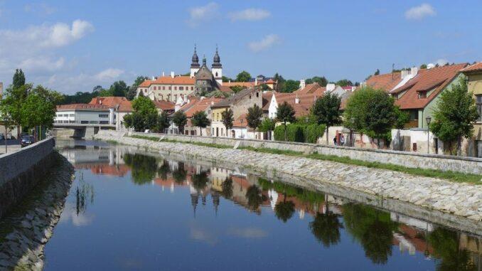 Třebíč, město památek UNESCO. Foto: Eva Koutná