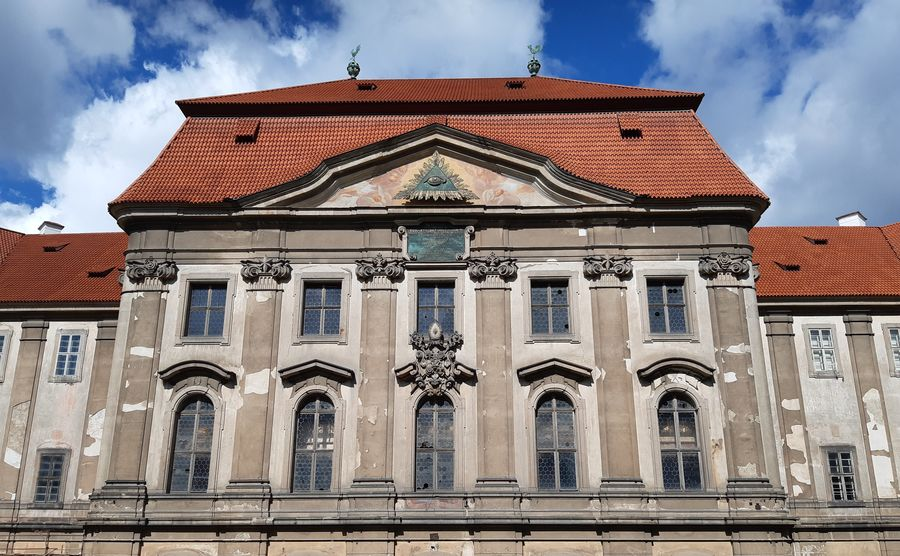 Klášter Plasy v Plzeňském kraji. Foto: Anna Petruželková
