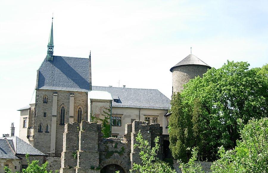 Hrad Šternberk v Olomouckém kraji. Foto: Anna Petruželková