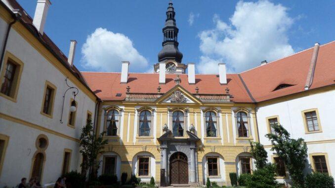 Zámek Děčín. Foto: Anna Petruželková