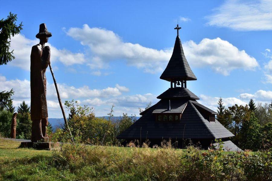 Zvonice Soláň. Zdroj: Centrála cestovního ruchu Východní Moravy